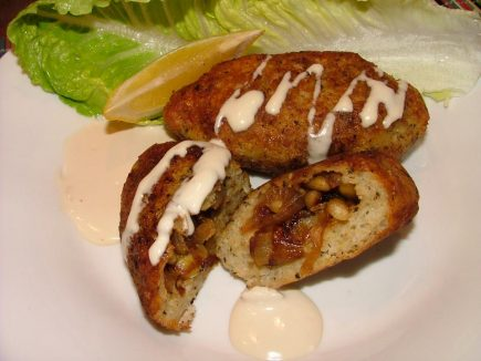 Fish Kibbee Recipe Jemila Foods