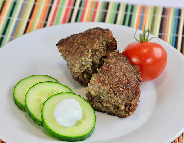 Baked Kibbee Recipe Jemila Foods
