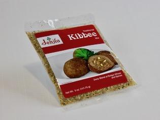 Kibbee Mix Lebanese Foods Jemila Foods
