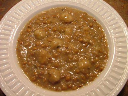 Monk's Soup Kibbet Rahib Recipe Jemila Foods