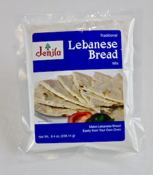 Lebanese Bread Mix Jemila Foods