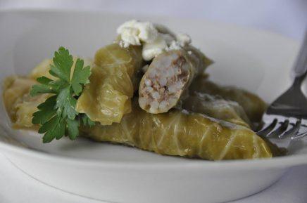 Lebanese Stuffed Cabbage Recipe Jemila Foods