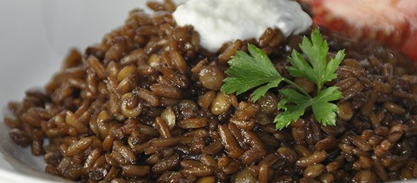 Lentils and Rice Recipe Jemila Foods