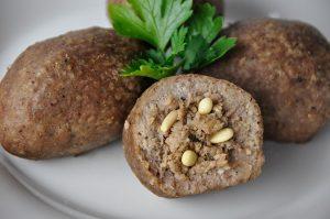Jemila Foods Baked Kibbee Balls